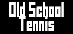 Oldschool tennis cover art