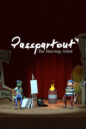 Passpartout: The Starving Artist poster image on Steam Backlog