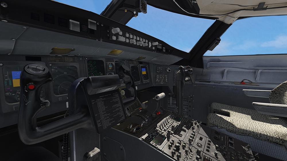 X-Plane 11 - Add-on: Aerosoft - CRJ 200
