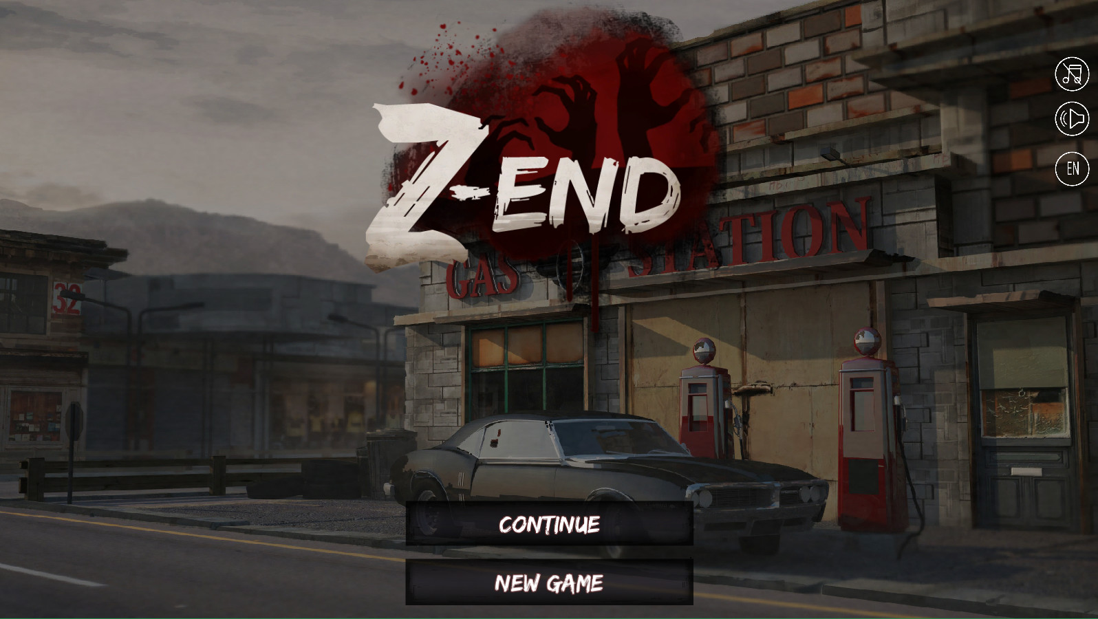what s on steam z end