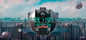 The Astonishing Game cover art