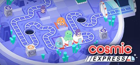 Game Banner Cosmic Express