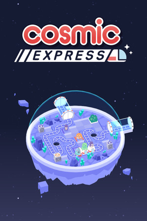 Cosmic Express poster image on Steam Backlog