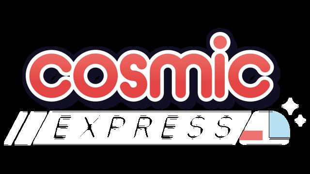 Cosmic Express logo