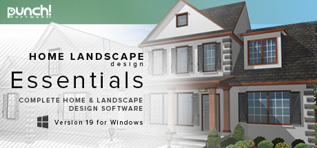 Punch! Home & Landscape Design Essentials v19 on Steam