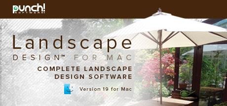 Punch! Landscape Design for Mac v19