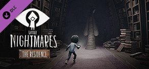 Little Nightmares - The Residence DLC cover art