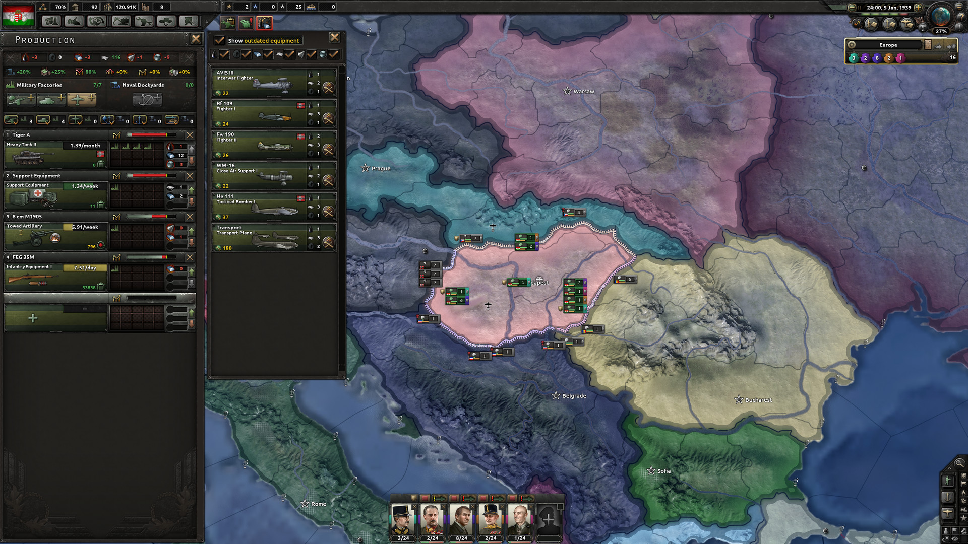 Expansion - Hearts of Iron IV: Death or Dishonor