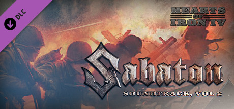 Music - Hearts of Iron IV: Sabaton Soundtrack Vol. 2