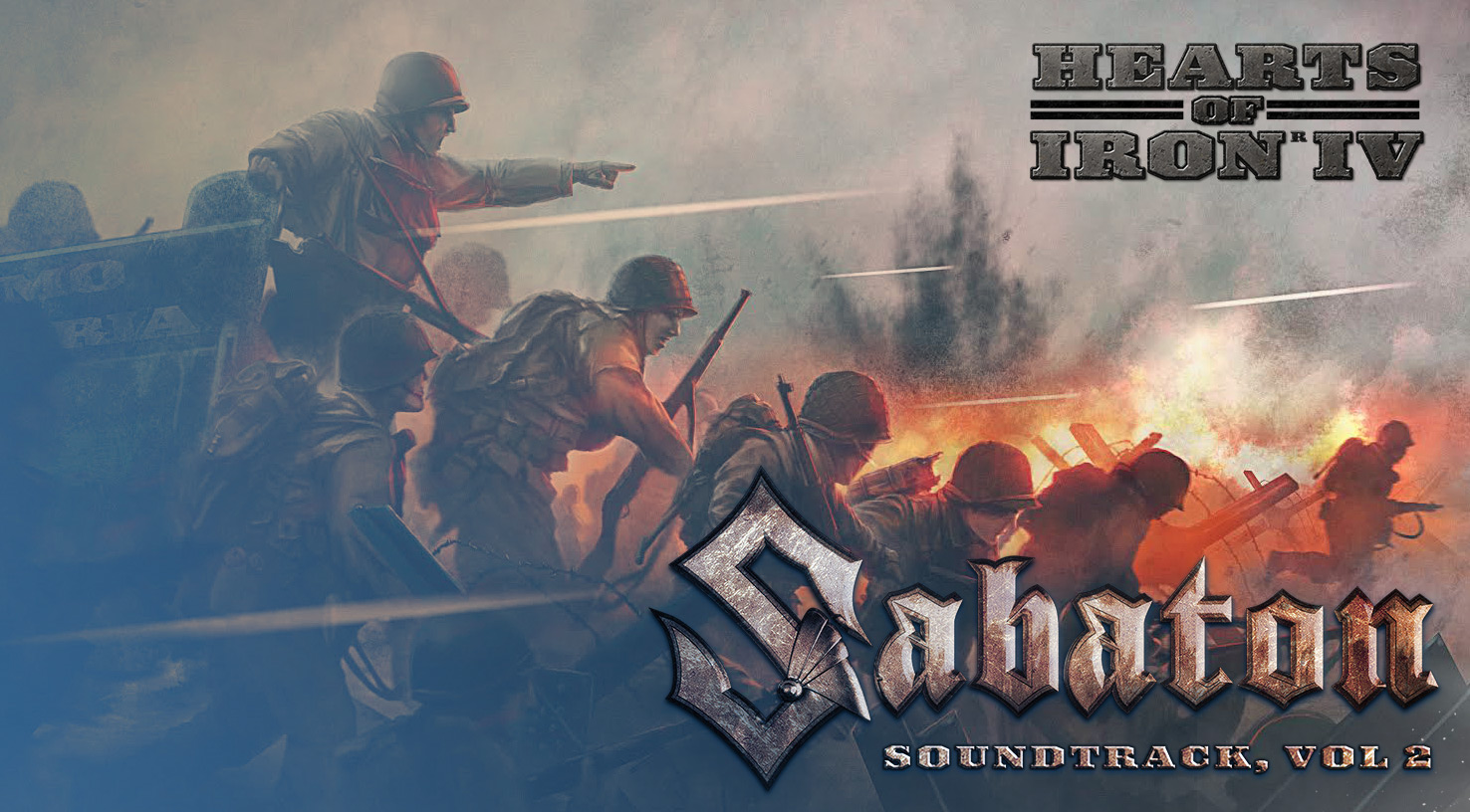 Music - Hearts of Iron IV: Sabaton Soundtrack Vol  2