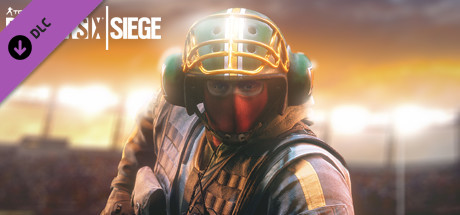 Tom Clancy's Rainbow Six Siege - Bandit Football Helmet