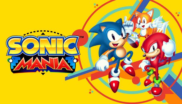 Sonic Mania on Steam