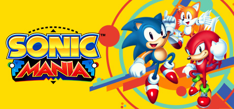 Sonic Mania Capa
