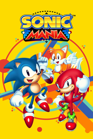 Sonic Mania poster image on Steam Backlog