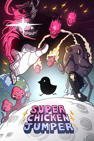 SUPER CHICKEN JUMPER poster image on Steam Backlog