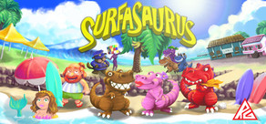 Surfasaurus cover art