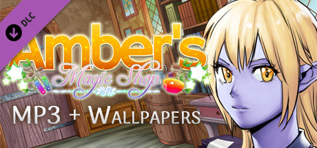 Amber's Magic Shop MP3 OST + Wallpapers