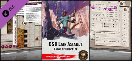 Fantasy Grounds - D&D Lair Assault: Talon of Umberlee