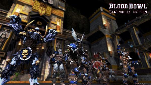 Blood Bowl - Legendary Edition