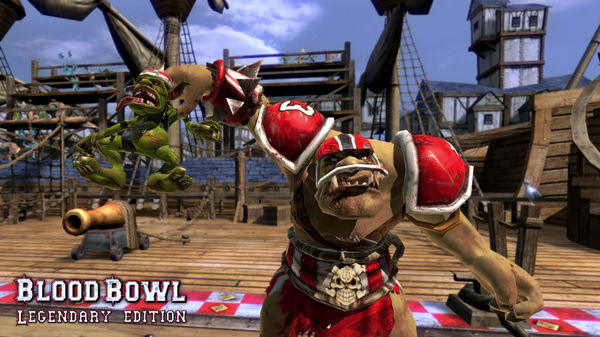 Blood Bowl - Legendary Edition