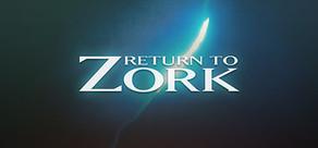 Return to Zork cover art