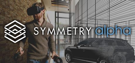 SYMMETRY alpha cover art