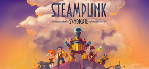 Steampunk Syndicate cover art
