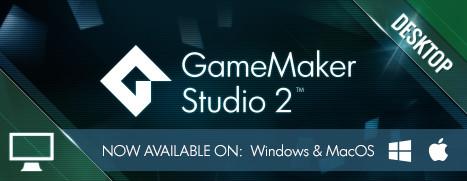 GameMaker Studio 2 Desktop - GameMaker Studio 2 桌面版