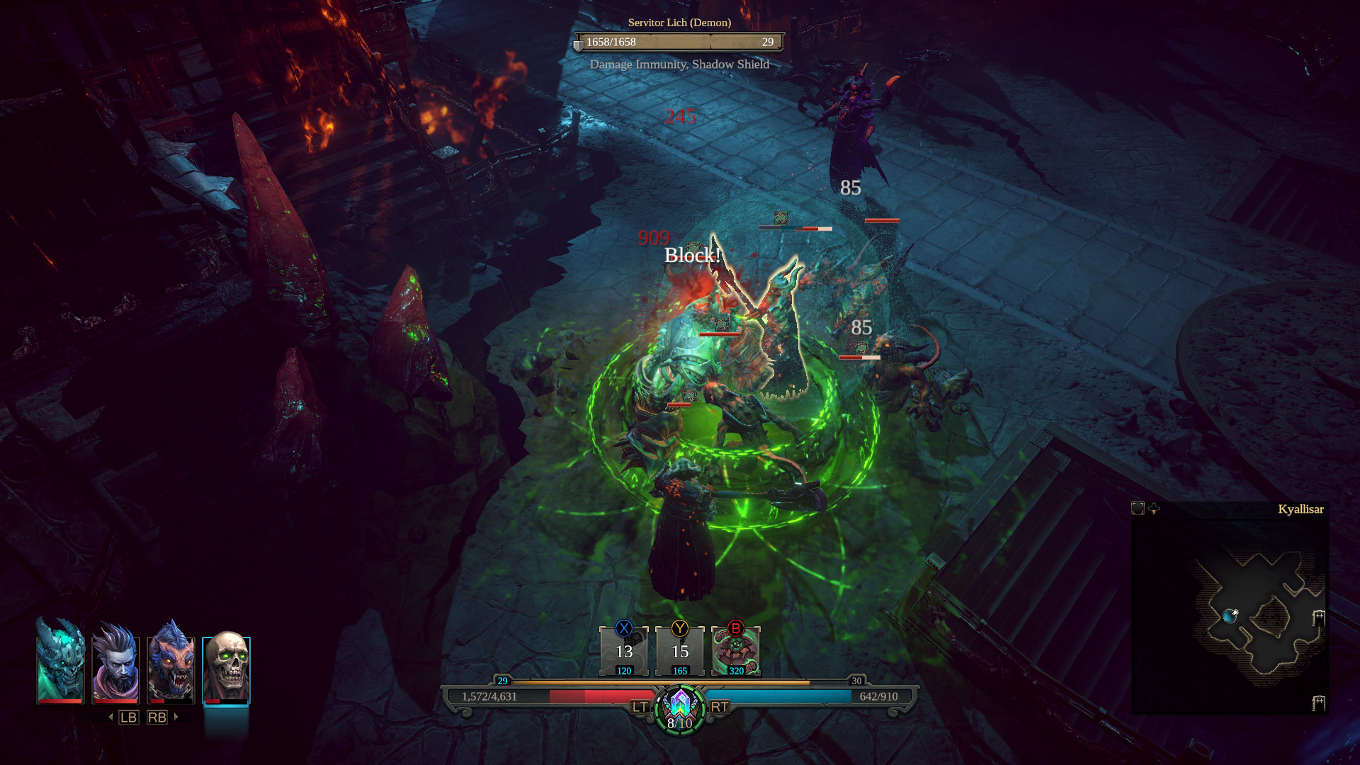 Save 70% on Shadows: Awakening on Steam