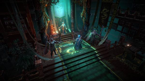 Screenshot of Shadows: Awakening