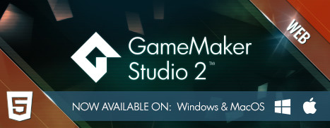 GameMaker Studio 2 Web - GameMaker Studio 2 Web 版