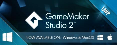 GameMaker Studio 2 UWP - GameMaker Studio 2 UWP 版