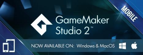 GameMaker Studio 2 Mobile - GameMaker Studio 2 移动版