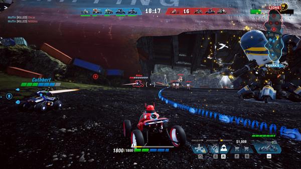 скриншот Switchblade 8