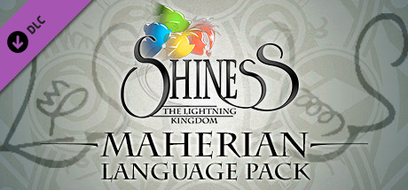 Shiness: The Lightning Kingdom - Maherian Language Pack