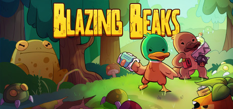 Blazing Beaks cover art