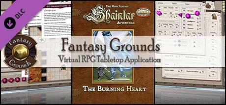 Fantasy Grounds - Shaintar: The Burning Heart (Savage Worlds)