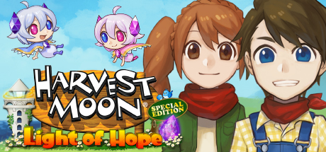 Harvest Moon: Light of Hope Special Edition on Steam