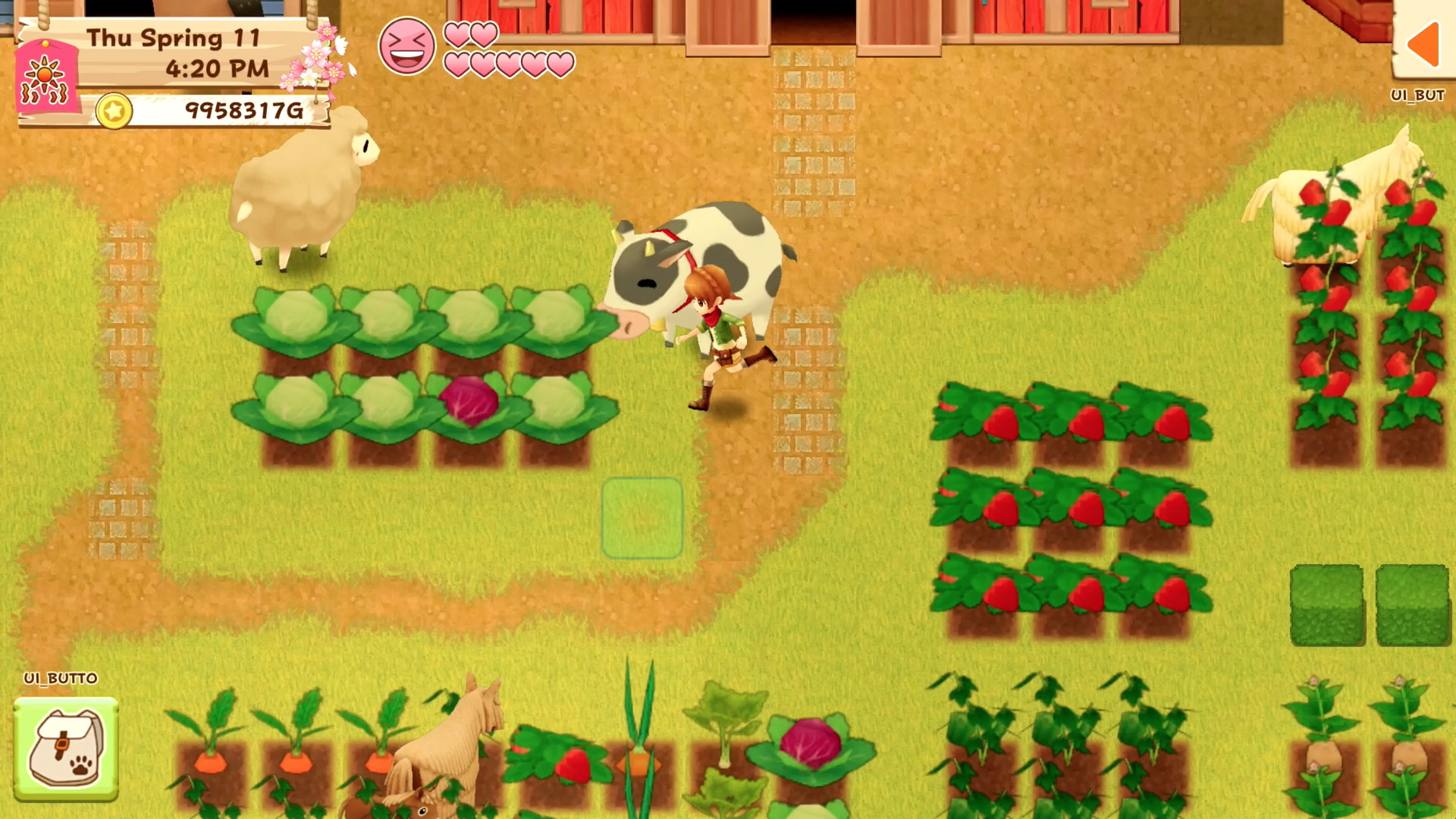 harvest moon game