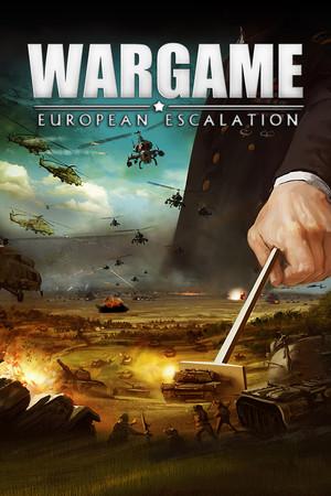 Wargame: European Escalation poster image on Steam Backlog
