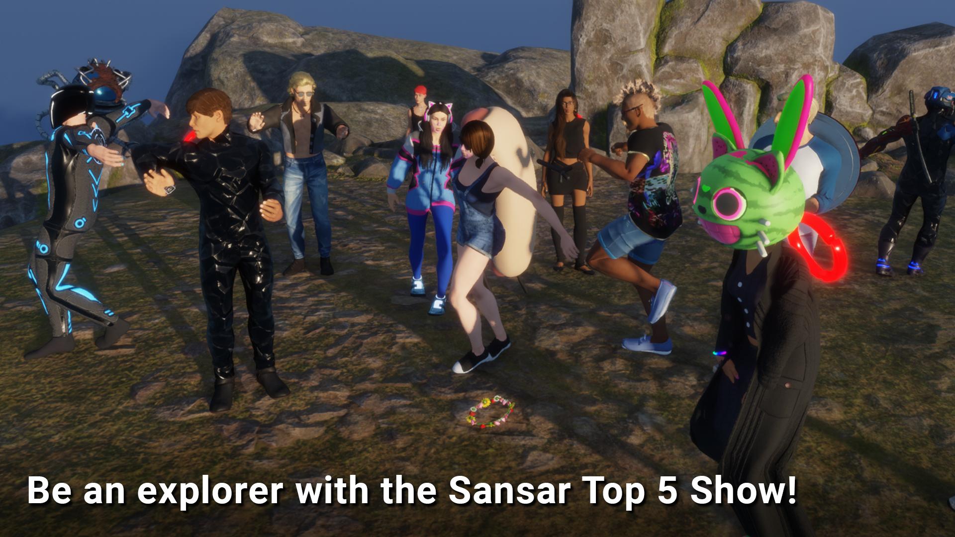 Sansar On Steam