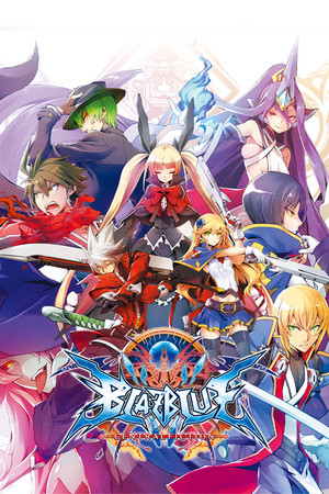 BlazBlue Centralfiction poster image on Steam Backlog