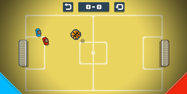 Socxel | Pixel Soccer