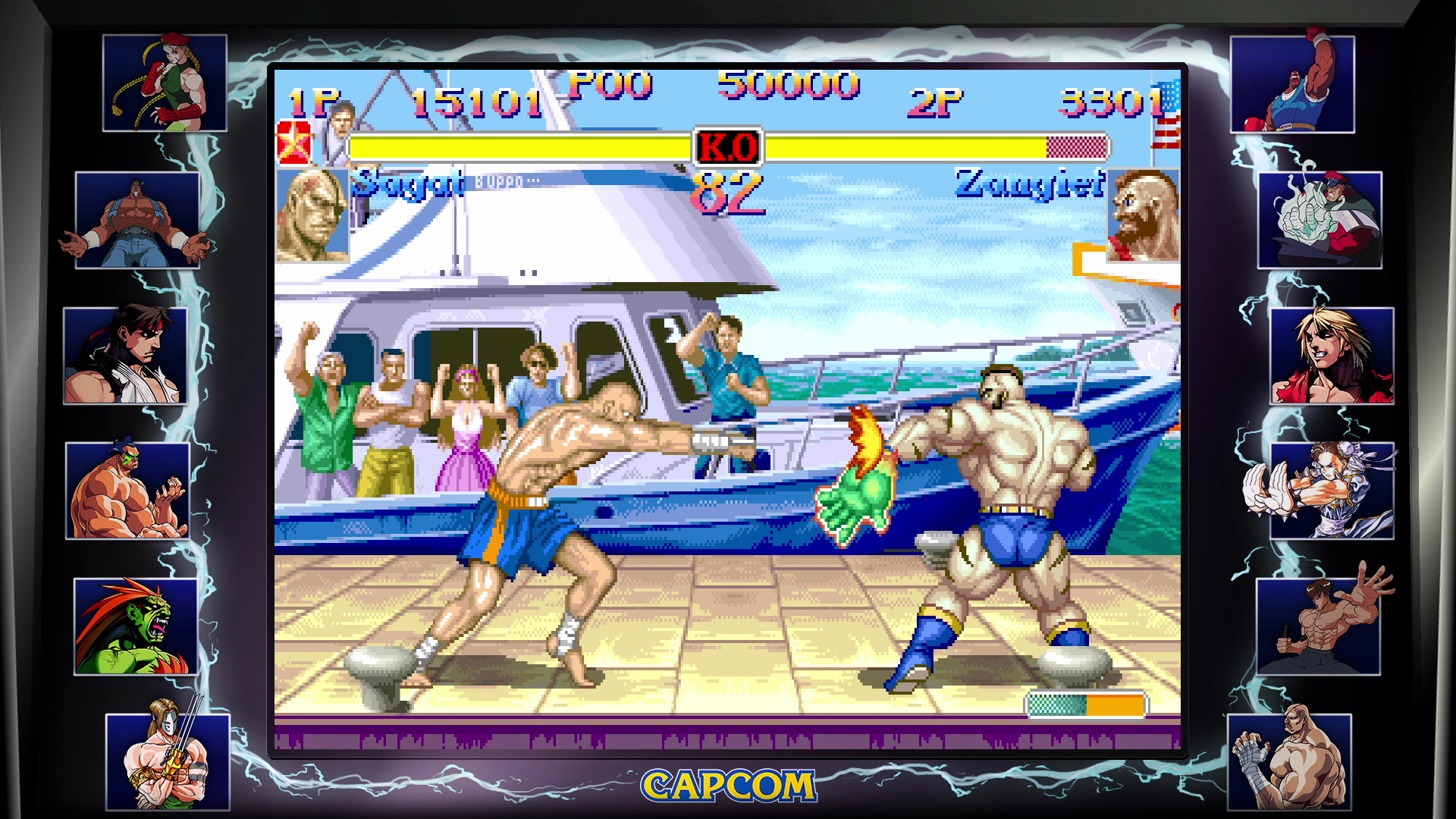 street fighter nes game