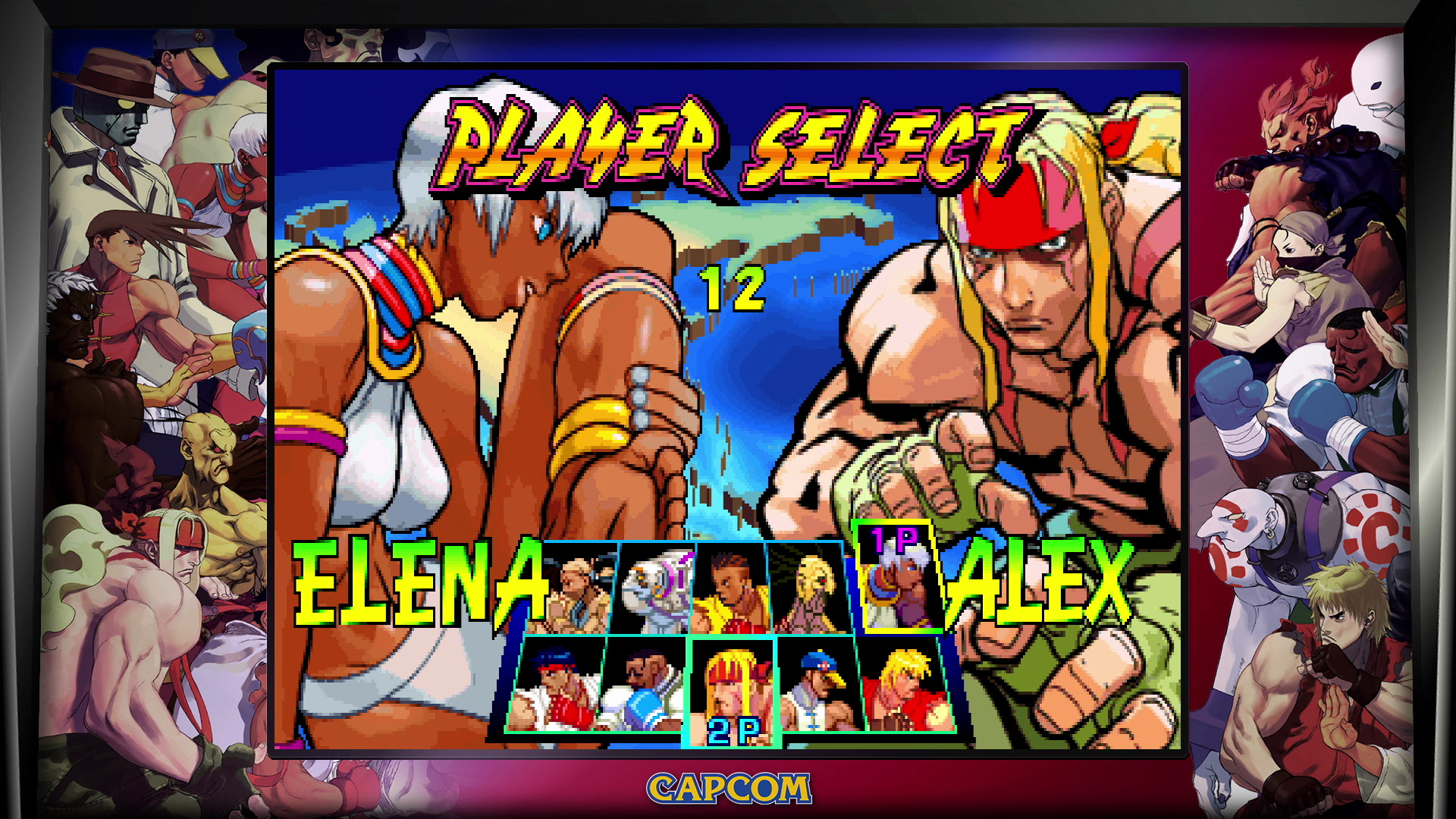 Street Fighter 30th Anniversary Collection On Steam