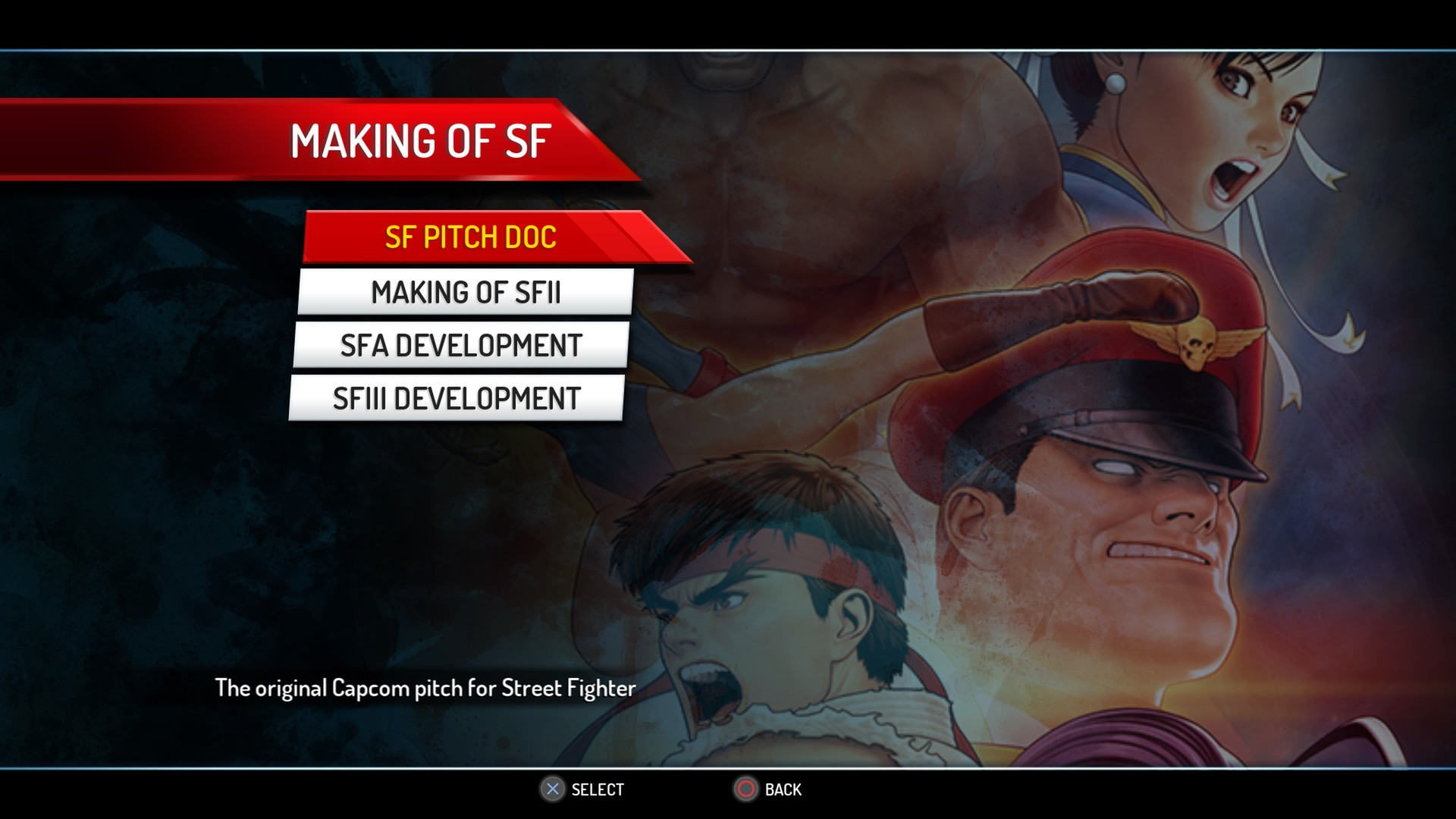 Street Fighter 30th Anniversary Collection [2018|Eng]