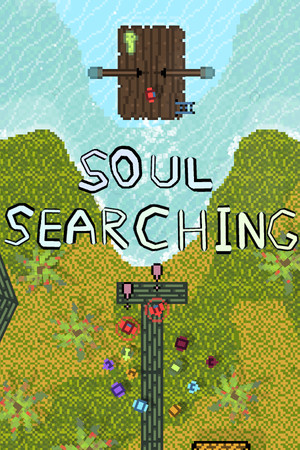 Soul Searching poster image on Steam Backlog