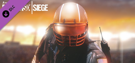 Tom Clancy's Rainbow Six Siege - Castle Football Helmet