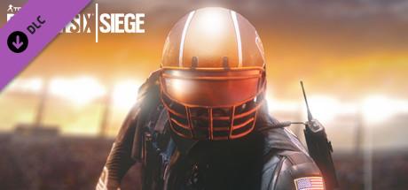 Tom Clancy's Rainbow Six Siege - Castle Football Helmet