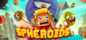 Spheroids cover art